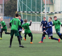Edzőmérkőzés képekben: ESSE-U15 – Csepel FC